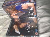 Castle series 1-7