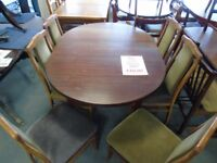 Dining Table & 6 Chairs - Special Offer