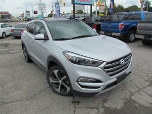 2017 Hyundai Tucson SE | AWD | LEATHER | ROOF