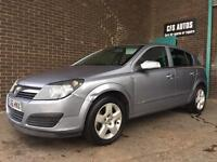 2006 VAUXHALL ASTRA CLUB ***AUTOMATIC*** LOW MILES FULL HISTORY