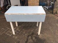 Retro kitchen table