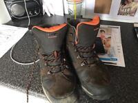 Hi Tec waterproof walking boots size 11