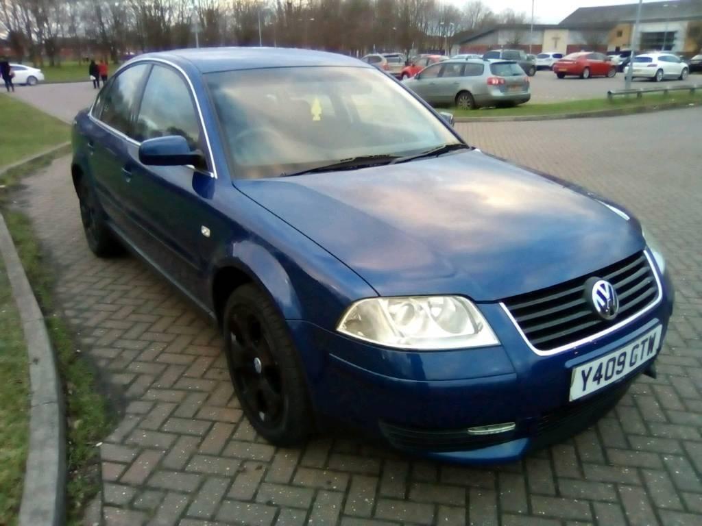 VW vw passat 2001 : Volkswagen Passat 2001 2.0 petrol bargain | in Colchester, Essex ...