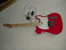 Telecaster fender ? put it together spares / repairs £75 ono
