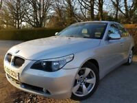 BMW 520d SE - 163bhp - FSH - HPI clear - Cruise - Leather seats - Immaculate