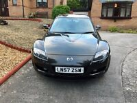 Mazda RX-8 1.3 Kuro, 231 BHP, 31k miles, new MOT and service this month, Mazda RX8