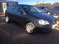 VOLKSWAGEN POLO 1.2 S HATCHBACK 5DR 2006*IDEAL FIRST CAR*CHEAP INSURANCE*FULL SERVICE HIST*HPI CLEAR
