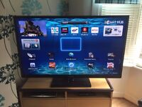 """Samsung 60"""" Smat Full HD Plasma 3D Tv with Freeview (PS60E6500)"""
