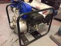Petrol 2.1/2 inc water pump