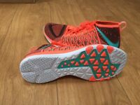Nike Train Ultrafast Flyknit Men's size 11 Brand New in Box Orange