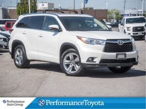 2016 Toyota Highlander LTD AWD
