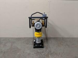 HOC RM82E ELECTRIC JUMPING JACK ELECTRIC TAMPING RAMMER 110V THREE PHASE + FREE SHIPPING + 1 YEAR WARRANTY