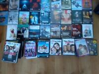 65 Fantastic quality dvds