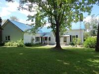 PropertyGuys.com Presents: 2 in 1 Napanee River. Home & Cottage