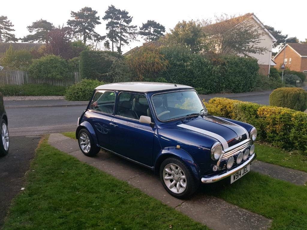 classic mini cooper for sale in stratford upon avon warwickshire gumtree. Black Bedroom Furniture Sets. Home Design Ideas