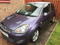 Ford Fiesta Zetec Climate 1.2, only 49,000 miles