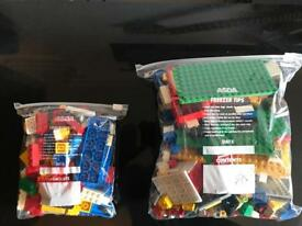 Bags of Lego for sale