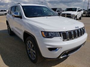 2018 Jeep Grand Cherokee Limtied| Leather| Sunroof| UConnect Tou