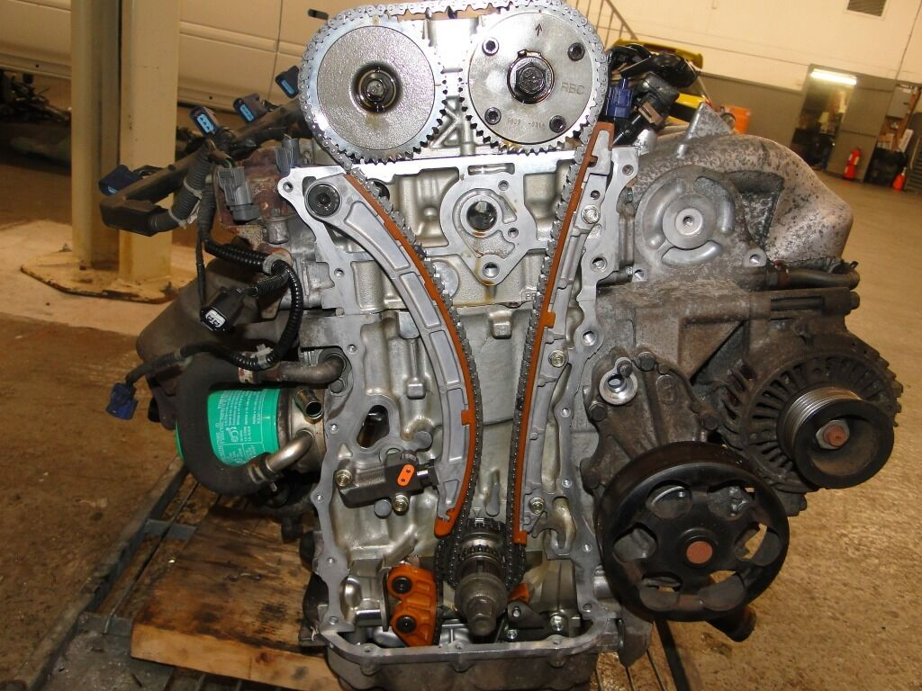 Image Result For Does New Honda Engine Have Timing Chain Or Belt