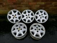 Ford escort s1 turbo alloys