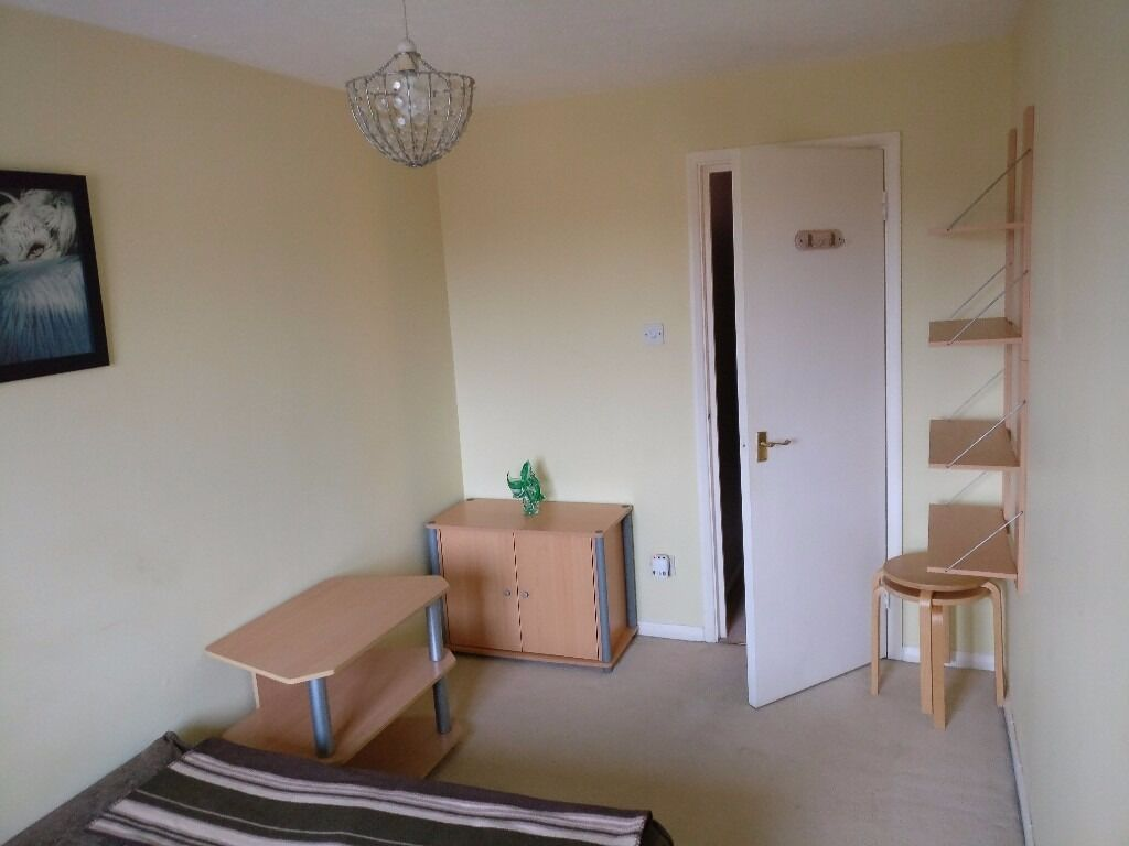 Large nice room in a clean and spacious two bed flat