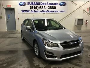 2016 Subaru Impreza 2.0i Touring Package