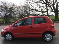Vw fox 2008 manual 1.4 petrol