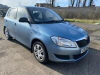 2010 SKODA FABIA 1.2 A/C 🔥NEW MODEL🔥LOW INS!✅ONLY 73K!🔥BARGAIN!! vauxhall,ford,citreon,peugeot,vw