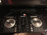 Numark Mixtrack Pro III (with soundcard)