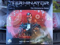 Terminator Genisys board game