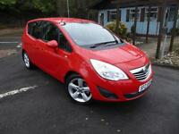 Vauxhall Meriva TECH LINE (red) 2014-04-07