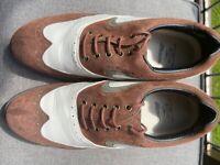 Mizuno T-Zoid Golf Shoes Size 8 (EU 42)