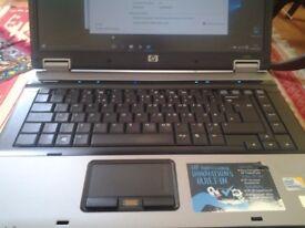 """15.4"""" HP Compaq 6730b Notebook: Intel Core 2 Duo CPU*2.53GHz*3GB*250GB*Win10*Office2013*WebCam*WiFi"""