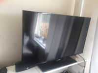 Led TV Samsung plus home cinema mint condition