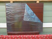 W/G Mahogany Door Panel