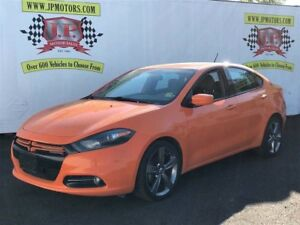 2013 Dodge Dart Rallye, Auto, Navi, Sunroof, Back Up Camera,