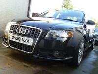 Audi A4, 3.0 TDI Quattro, Manual, Saloon, Choice of Two