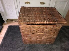 Lovely willow basket