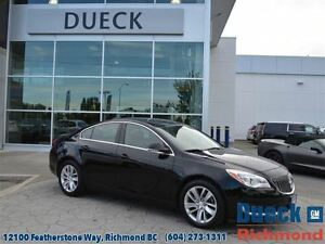 2016 Buick Regal Base  Leather - Power/Heated Seats