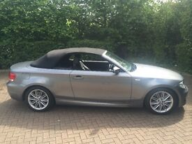 BMW 123D M SPORT CONVERTIBLE (Offers welcome)