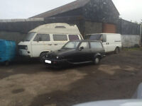 Reliant Rialto Regal Robyn project barn find spares retro rare