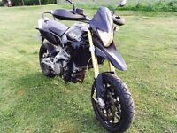 2009 APRILIA DORSODURO 750cc V TWIN *** BARGAIN ***