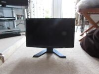 Black Acer 22 inch Monitor for sale