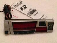 F2 digital taxi meter