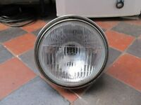 MOTORCYCLE HEADLIGHT (7 INCH)