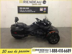2016 Can-Am Spyder F3 SE6 Limited Special Series