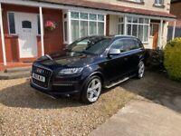 Audi, Q7, Estate, 2013, Semi-Auto, 2967 (cc), 5 doors - S line Plus