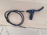 brake lever two finger mtb bmx hybrid commuter never used includes cable £5 ono