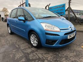 2010 Citroen C4 Picasso 1.6 HDi VTR 5dr HDI DIESEL