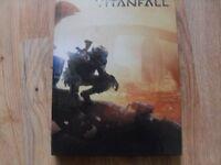 titanfall book